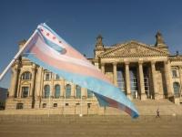 Deutscher Bundestag 4 trans* / Transgender; transident / Transsexuell; Intersex / Intersexuell; Non-Binary