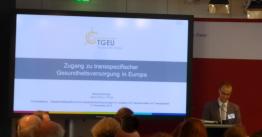Richard Köhler I Senior Policy Officer bei Transgender Europe (TGEU)