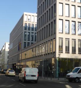 BMFSFJ Berlin Glinkastraße