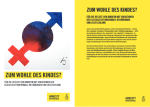 amnesty international zum wohle des kindes intersex intersexuell