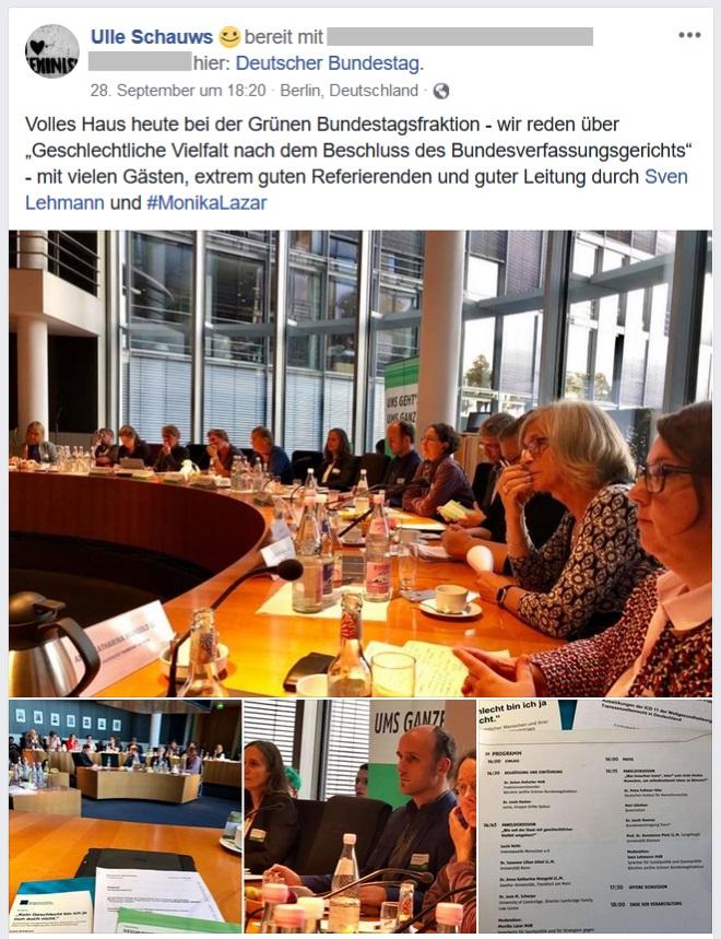 2018-09-28 FB Ulle Schauws - Bundestag