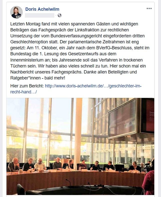 2018-09-30 FB Doris Achelwilm - Bundestag