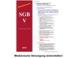 Medizinische Versorgung SGB Ergänzung Anpassung Auszug aus Gesetzesempfehlung GvielfSelbstBestG VJ v8.115 AUSZÜGE v1.02cut.